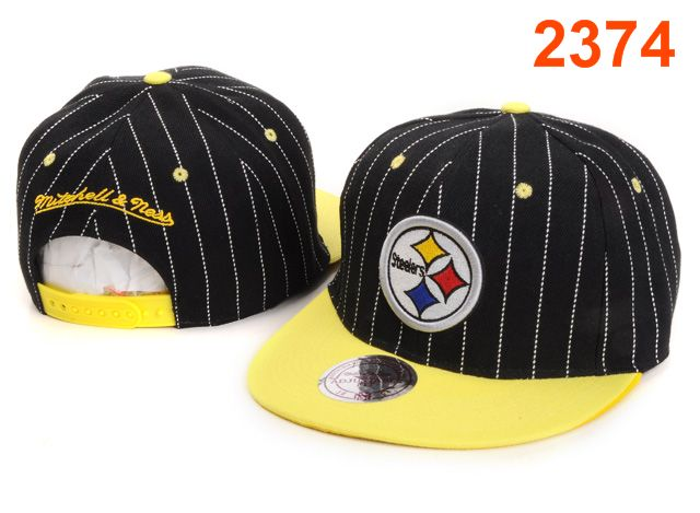 Pittsburgh Steelers NFL Snapback Hat PT13